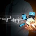 Information Technology Network Hand Business Desktop