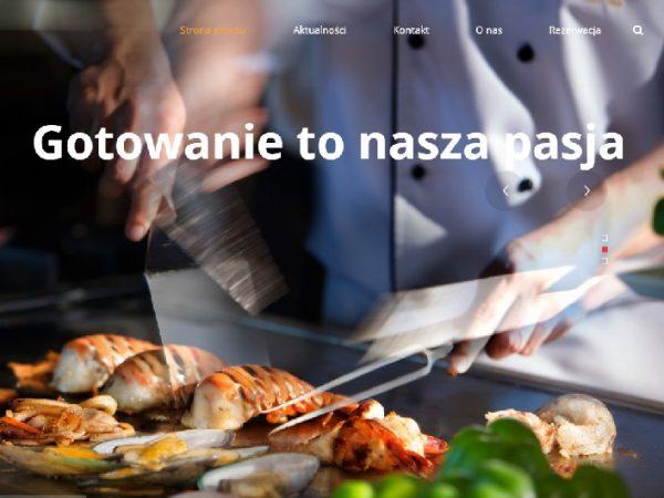 Responsywna strona restauracji – demo49