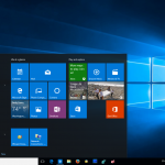 Windows 10 menu startowe
