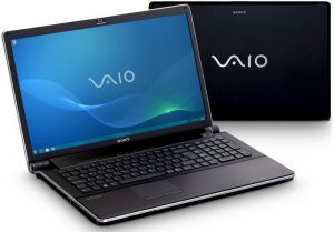 Sony VAIO VGN-AW41ZF