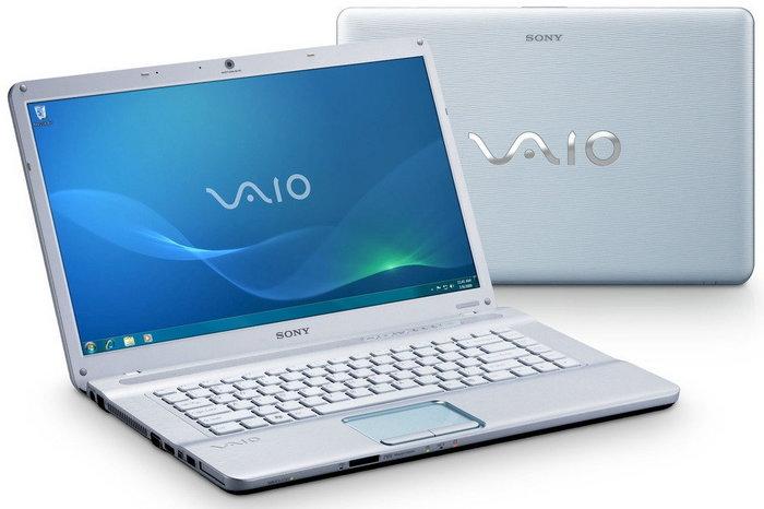 Sony VAIO VGN-NW21SF