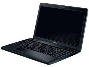 Naprawa klawiatury w laptopie Toshiba C660