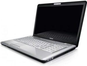 Toshiba L550
