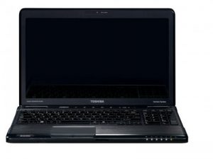 Toshiba Satellite P750