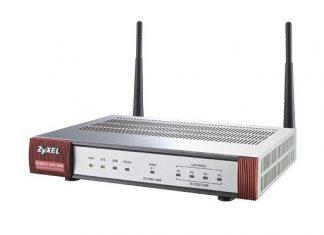 ZyXEL VPN Firewall ZyWALL USG40W